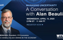 Webinar: How to handle 'black swans' and economic uncertainty