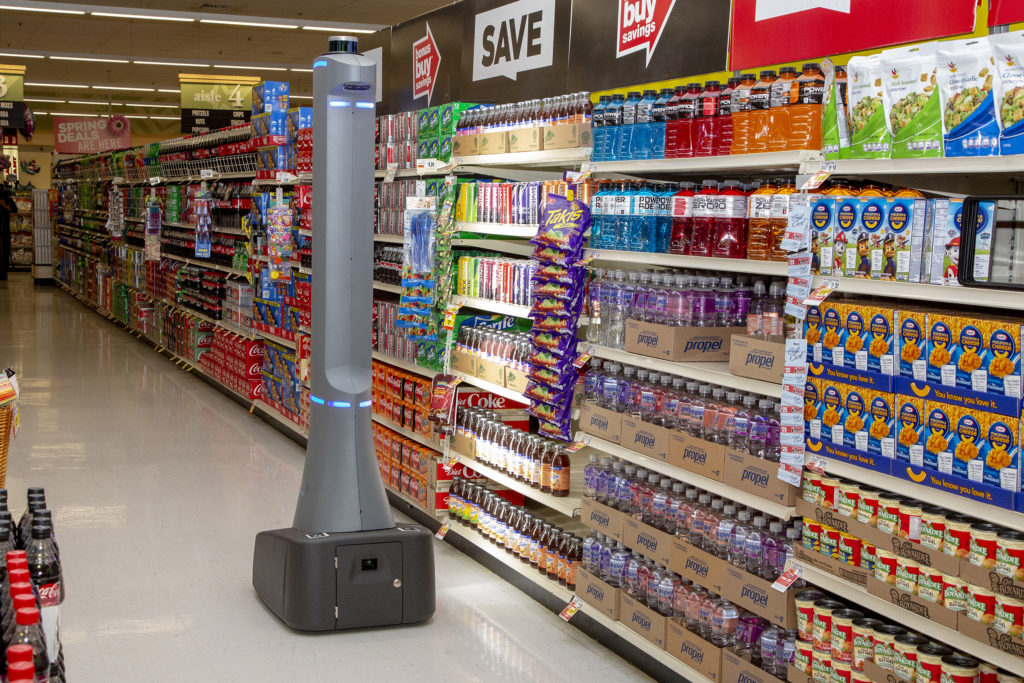 5 robots now in grocery stores show the future of retail