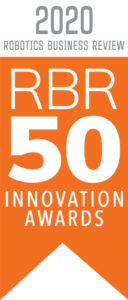 RBR50 Robotics Innovation Awardsobotics Business Review