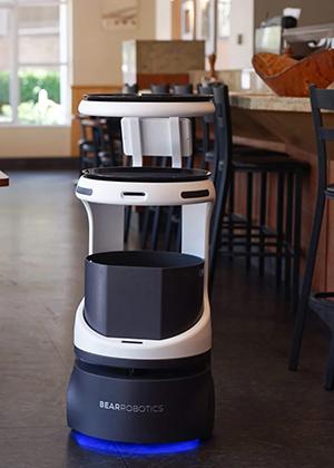 Bear Robotics' Penny