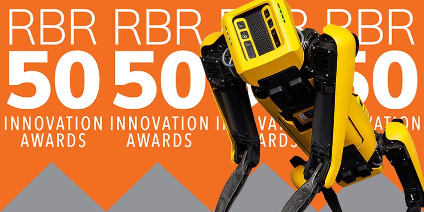 RBR50 Robotics Innovation Awards