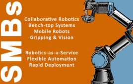 Robotics For Small to Medium Manufacturers