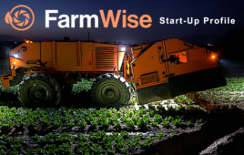 Start-up Profile – FarmWise – Machine Learning and Robotics Powers Agricultural Weeding Solution