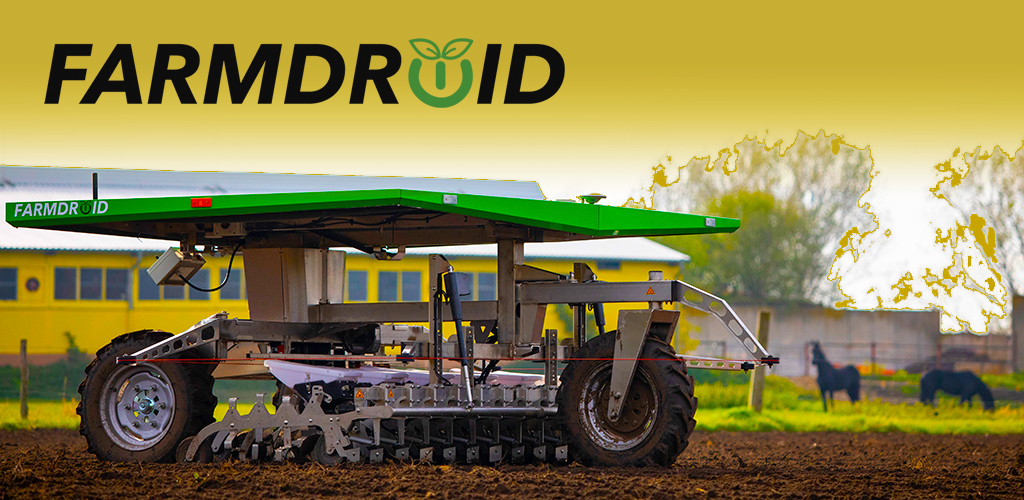 Start-up Profile – FarmDroid – Automated, Sustainable, Agricultural Sowing and Weeding