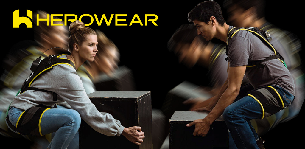 Start-Up Profile – HeroWear – Low-cost Exosuit Reduces Worker Back Strain