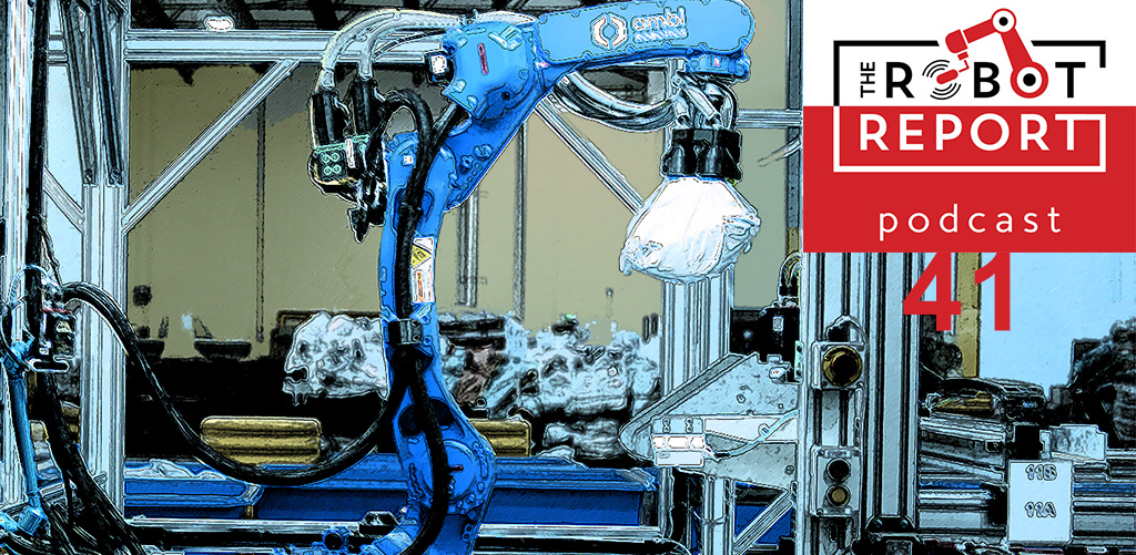 Ambi Robotics' Sorting / Kitting Systems Trained in Simulation